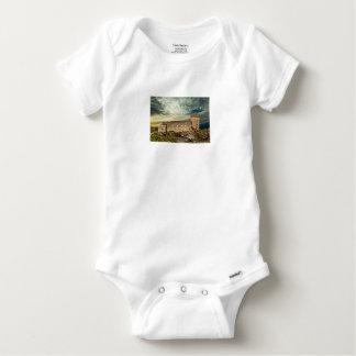 Body Para Bebé Fuerte en la colina