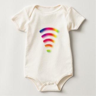 Body Para Bebé Fuerza completa WIFI