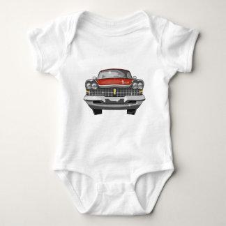 Body Para Bebé Furia 1959 de Plymouth