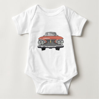 Body Para Bebé Furia 1961 de Plymouth