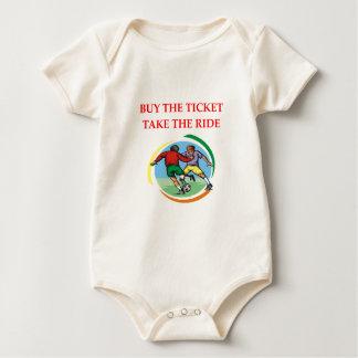 Body Para Bebé fútbol