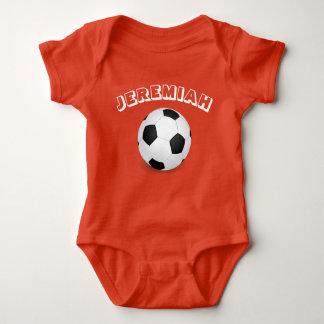 Body Para Bebé Fútbol/fútbol