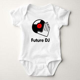 Body Para Bebé Futuro DJ