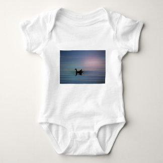Body Para Bebé Gallinule liso
