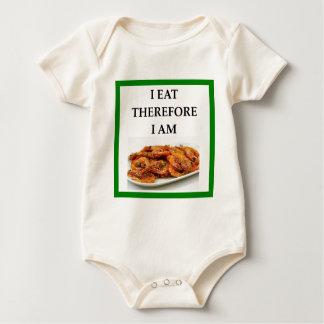 Body Para Bebé gamba