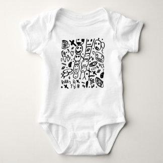 Body Para Bebé Gamba de Zef