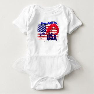 Body Para Bebé gamba en los E.E.U.U.
