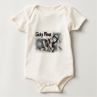 Body Para Bebé Gángster del bebé modelo