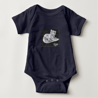 Body Para Bebé Gatitos grandes