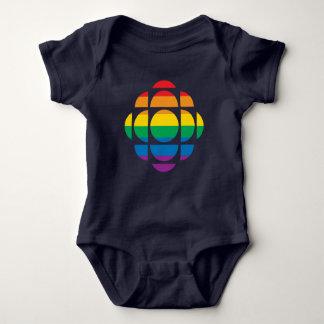 Body Para Bebé Gema del orgullo