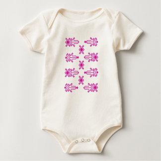 Body Para Bebé Geometrías sardas - algodón orgánico