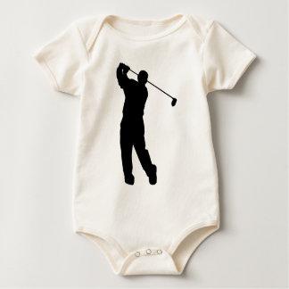 Body Para Bebé Golfista