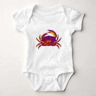 Body Para Bebé Goliat el cangrejo