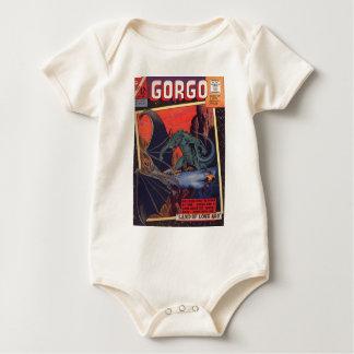 Body Para Bebé Gorgo contra Pterodactyl