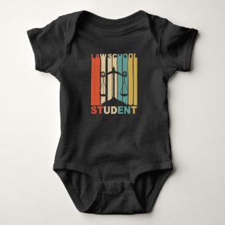 Body Para Bebé Gráfico del estudiante del colegio de abogados del