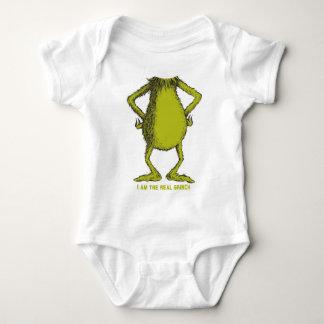 Body Para Bebé gringo sin la cabeza
