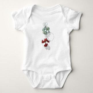 Body Para Bebé guisantes de olor