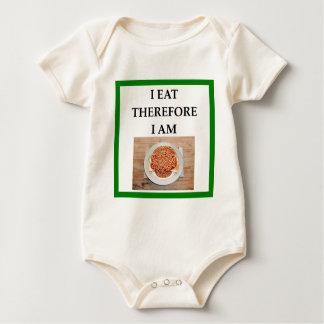 Body Para Bebé habas cocidas