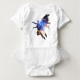 Body Para Bebé Hada mágica hermosa del espacio
