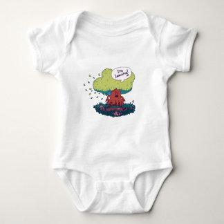 Body Para Bebé Haga como un árbol