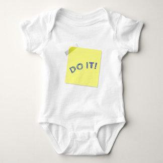 Body Para Bebé ¡Hágalo!
