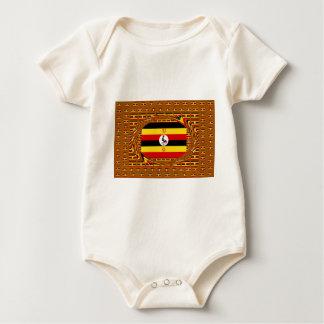 Body Para Bebé Hakuna asombroso hermoso Matata Uganda precioso
