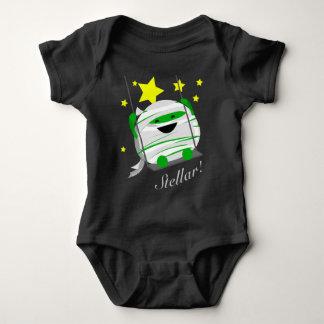 Body Para Bebé Halloween adaptable - Halloween soñador