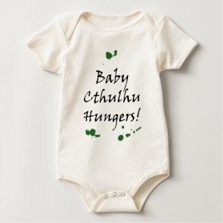 Body Para Bebé Hambres del bebé