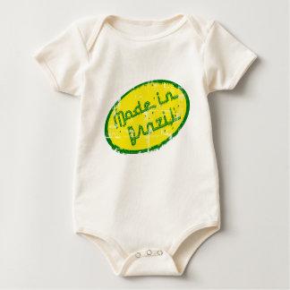 Body Para Bebé Hecho en el Brasil - regalo para el bebé recién
