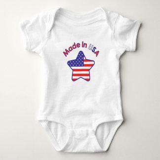 Body Para Bebé Hecho en los E.E.U.U.