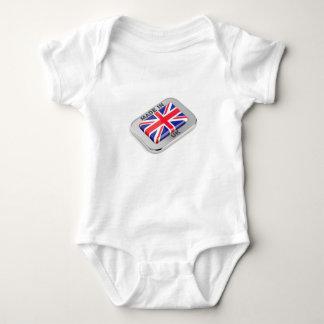 Body Para Bebé Hecho en Reino Unido