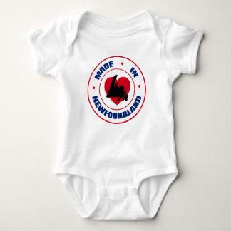 Body Para Bebé Hecho en Terranova con la isla