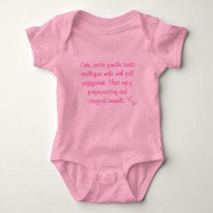 ef18c80ae4d Ropa Hembras y zapatos de bebé (0 - 24 meses) | Zazzle.es