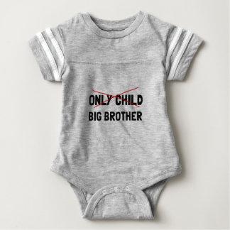 Body Para Bebé Hijo único hermano mayor