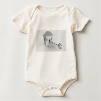 Body Para Bebé Hogar dominante, agente inmobiliario, vendiendo