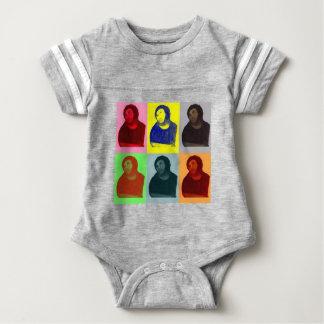 Body Para Bebé Homo de Ecce - estilo del arte pop