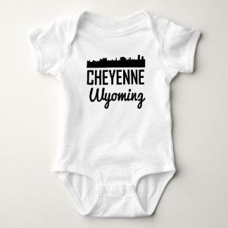 Body Para Bebé Horizonte de Cheyenne Wyoming