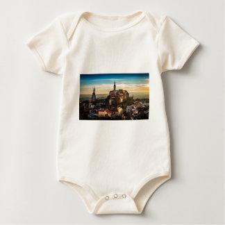 Body Para Bebé Horizonte de la República Checa