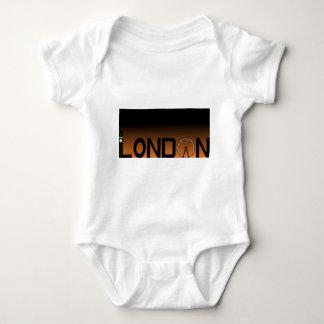 Body Para Bebé Horizonte de Londres