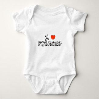 Body Para Bebé I corazón Fremont
