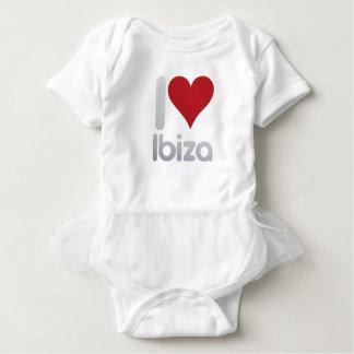 BODY PARA BEBÉ I LOVE IBIZA