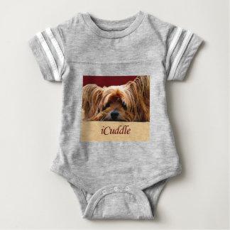 Body Para Bebé iCuddle Yorkshire Terrier