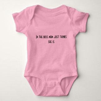 Body Para Bebé Im el jefe