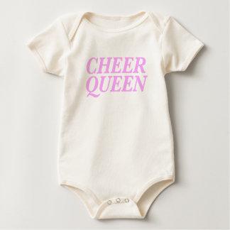Body Para Bebé Impresión de la reina de la alegría