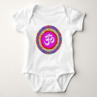 Body Para Bebé Indio de la yoga de la religión del Hinduism de