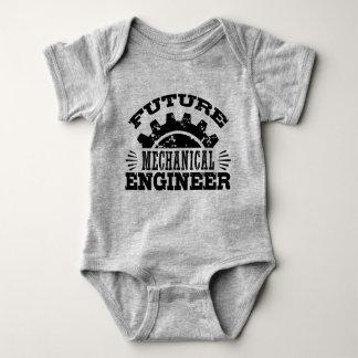 Body Para Bebé Ingeniero industrial futuro