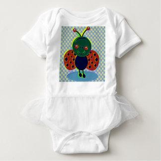 Body Para Bebé Insecto de la señora