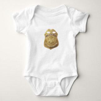Body Para Bebé Inteligencia militar