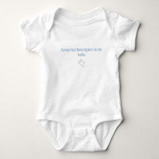 Body Para Bebé Investigador paranormal del niño