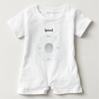 Body Para Bebé Ipood